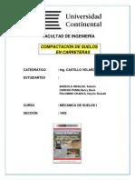 COMPACTACION DE CARRETERAS