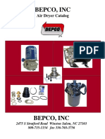 Bepco Air Dryer