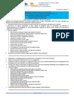 9.1 Guía de Trabajo Proyectos 4o BACH en Edu. 2 020 I Unidad