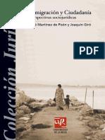 2003 Inmigracion y Ciudadania Perspectivas Sociojuridicas