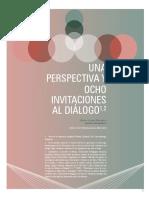 Una perspectiva y ocho invitaciones al dialogo. Eliecer Arenas. pdf