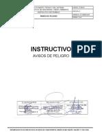 IT-SGI-01 AVISOS DE PELIGRO