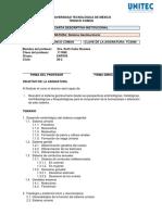 "Carta Descriptiva ""Sistema Genitourinario"" 20-2"
