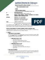 INFORME N° 000_DISPONIBILIDAD DE MAQUINARIA-TRACTOROK