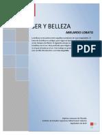 SER Y BELLEZA