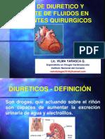 bomba diuretica
