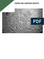 A Escravidão no Antigo Egito