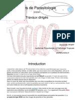 TD parasitologie