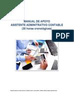 MANUAL ASISTENTE ADMINITRATIVO CONTABLE EMPLEA CAPACITACIÓN SpA