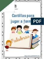 JUEGO DE PARA FORMAR  PALABRAS pdf