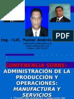 ADMINISTRACIÓN DE LA PRODUCCIÓN Y OPERACIONES-MANUFACTURA Y SERVICIOS.ppt