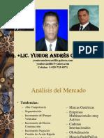 Análisis del Mercado (Foda y Estrategias).ppt