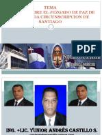 ANALISIS SOBRE EL JUZGADO DE PAZ.ppt