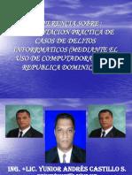 CASOS DE DELITOS INFORMATICOS (MEDIANTE EL USO DE COMPUTADORA).ppt
