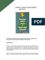 PROJETO NATAL PARA A EDUCAÇÃO INFANTIL..docx