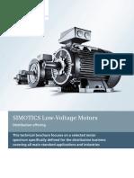 Catalog Motor LV Siemens