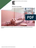 Minimalist Retail Interiors That Prove Less is More - Azure Magazine