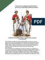 7    ASESINATO DE LOS COLORADOS DE BOLIVIA