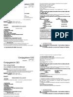 FICHE DE CONJUGAISON CE2(1) (1)