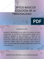 1.2 Conceptos básicos en psicología de la personalidad(1)