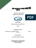 ESTANILAO MERCADOTECNIA DE SERVICIO