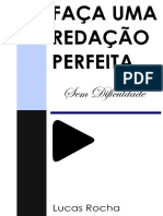 ebook-faça uma redação perfeita sem dificuldade