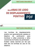 02 Bombas de desplazamiento positivo