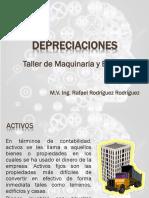 Metodos Depreciación
