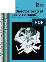 El_director_teatral Victor Arrojo