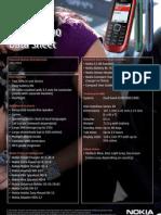 Nokia C1-00 Data Sheet