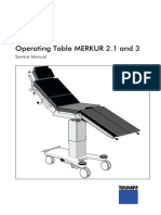 Trumpf Merkur 2.1 and 3 Manual de Servicio