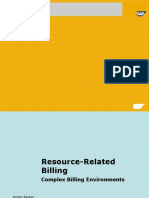 SAP RRB Overview