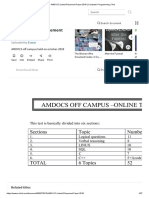 AMDOCS Latest Placement Paper-2018 _ Computer Programming _ Text.pdf