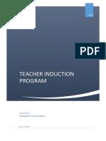 Teacher Induction Program_Module 3 V1.0
