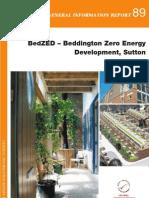 BedZED Report