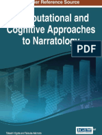 (Advances in Linguistics and Communication Studies) Takashi Ogata, Taisuke Akimoto - Computational and Cognitive Approaches to Narratology-Information Science Reference (2016).pdf