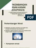 Bab2 PERKEMBANGAN MORAL (TEORI LAWRENCEN KOHLBERG)