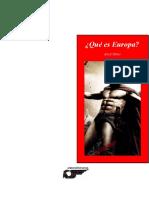 Qué es Europa - Adolf Hitler.pdf