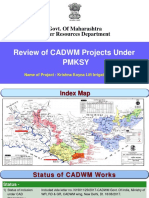 CAD Implementation in Maharashtra -I   13.3.18