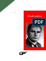 El Odio Político - León Degrelle