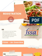 An Expert Guide to Obtain Fssai Registration in India | Enterslice