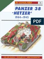 Jagdpanzer 38_ Hetzer 1944-45