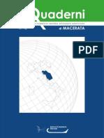 Quaderno Camera Macerata 12 - Energia, istituzioni e sviluppo locale nella Provincia di Macerata