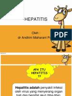 Hepatitis oleh dr Andhini