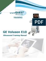 Training-Manual-GE-Voluson-e10