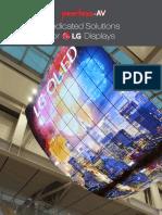 Peerless-AV LG Solutions UK Oct19