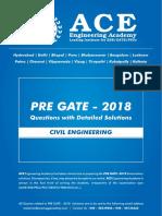 Pre Gate ACE