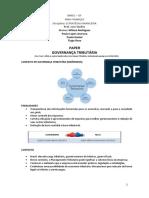 Governança Tributária - Paper