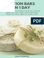 Lotion Bars in 1 Day  Learn How   Hollie Thompson.epub