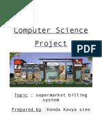 Comp Kavya